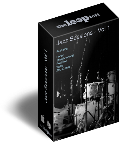 The Loop Loft Loop Pack Jazz Sessions Volume 1