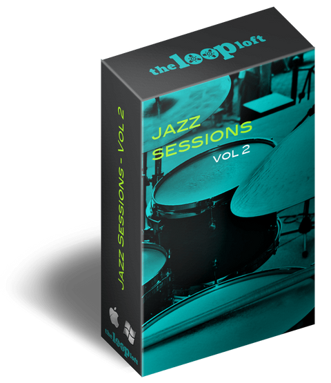 The Loop Loft Loop Pack Jazz Sessions Volume 2