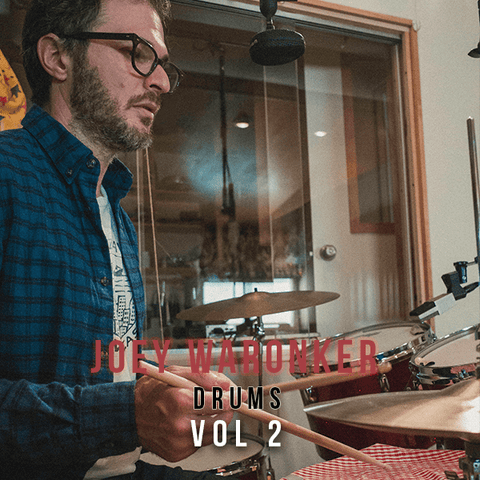 The Loop Loft Loop Pack Joey Waronker Drums Volume 2
