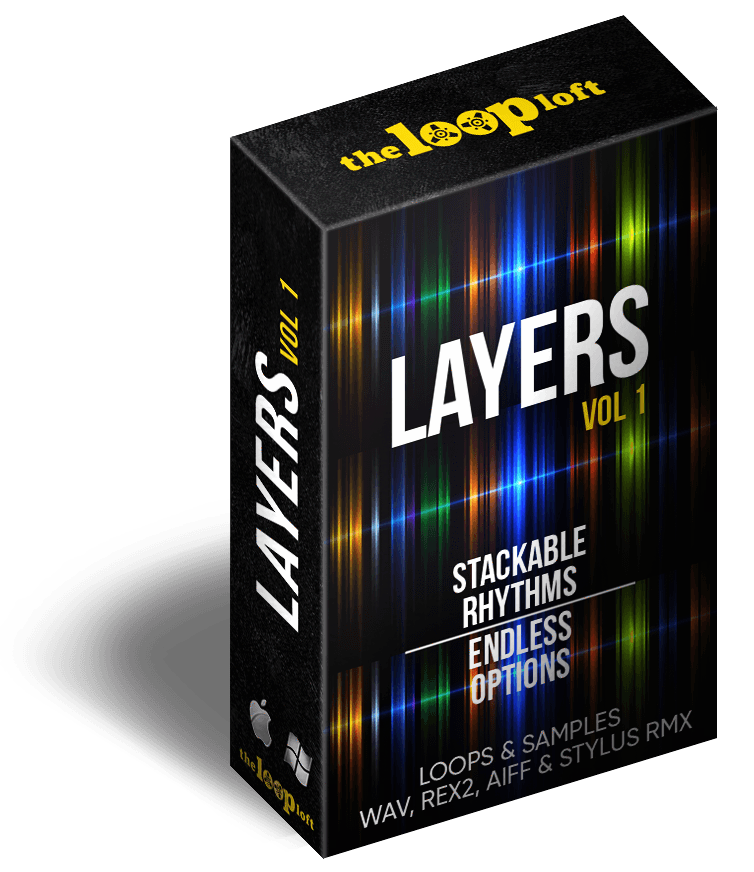 The Loop Loft Loop Pack Layers Vol 1