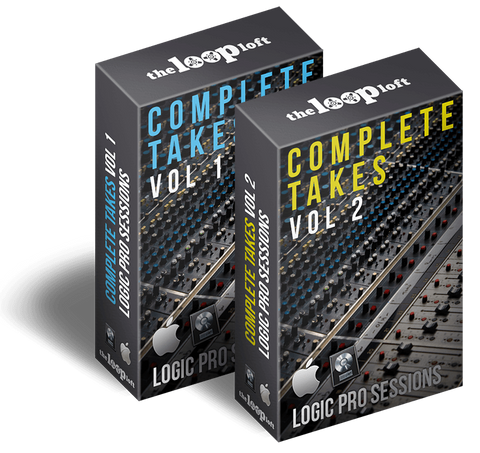 The Loop Loft Loop Pack Logic Pro Sessions Bundle