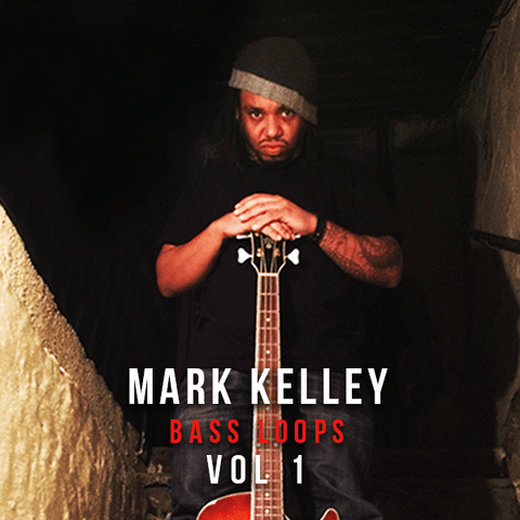 The Loop Loft Loop Pack Mark Kelley (The Roots) - Bass Loops Vol 1