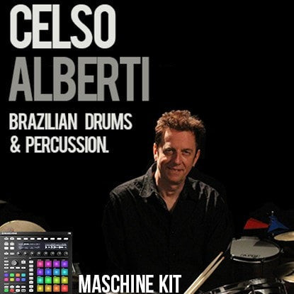 The Loop Loft Loop Pack Maschine Kit - Brazilian Drums & Percussion 2