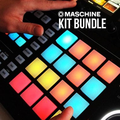 The Loop Loft Loop Pack MASCHINE Kit Bundle