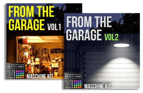 The Loop Loft Loop Pack MASCHINE Kit - From The Garage Bundle