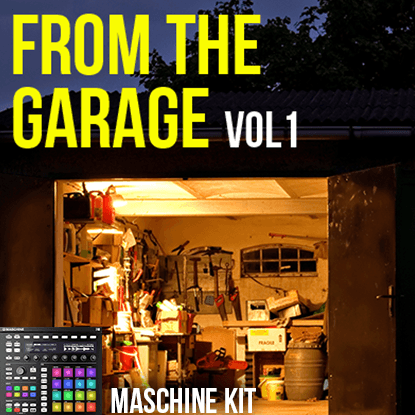 The Loop Loft Loop Pack MASCHINE Kit - From The Garage Vol 1