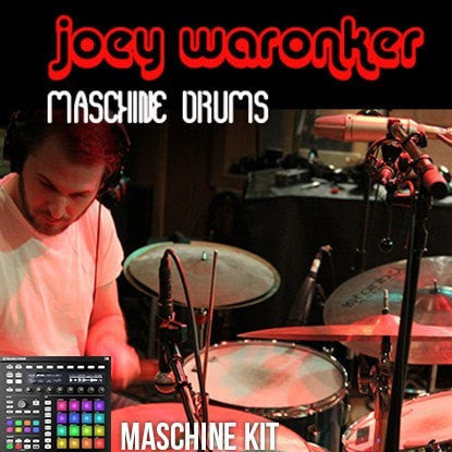 The Loop Loft Loop Pack MASCHINE Kit - Joey Waronker