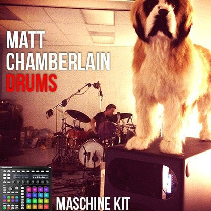 The Loop Loft Loop Pack MASCHINE Kit - Matt Chamberlain
