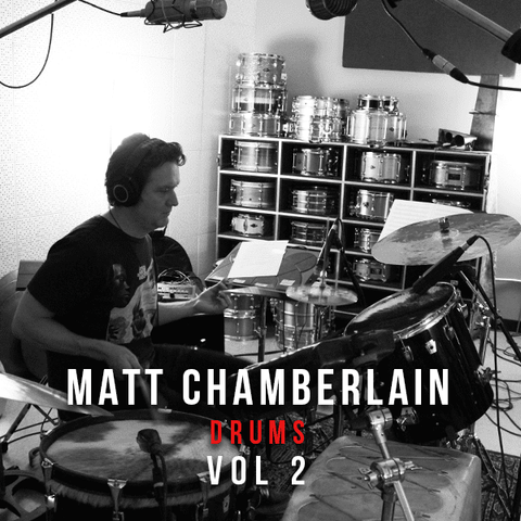The Loop Loft Loop Pack Matt Chamberlain Drums Vol 2