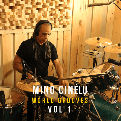 The Loop Loft Loop Pack Mino Cinélu - World Grooves Vol 1