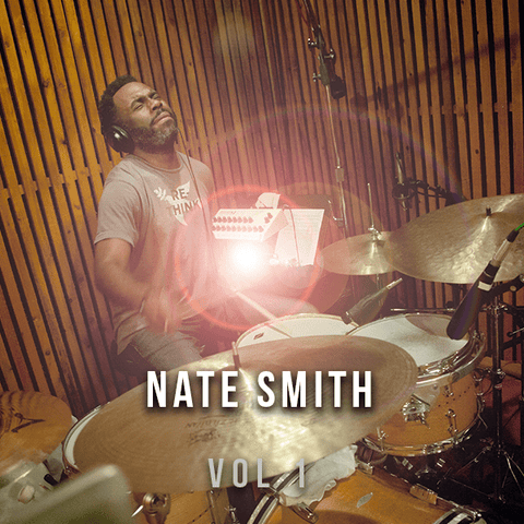 The Loop Loft Loop Pack Nate Smith Drums Vol 1