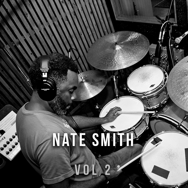 The Loop Loft Loop Pack Nate Smith Drums Vol 2