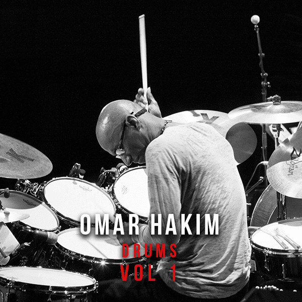 The Loop Loft Loop Pack Omar Hakim Drums