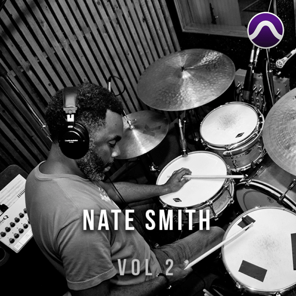 The Loop Loft Loop Pack Pro Tools Sessions - Nate Smith Drums Vol 2