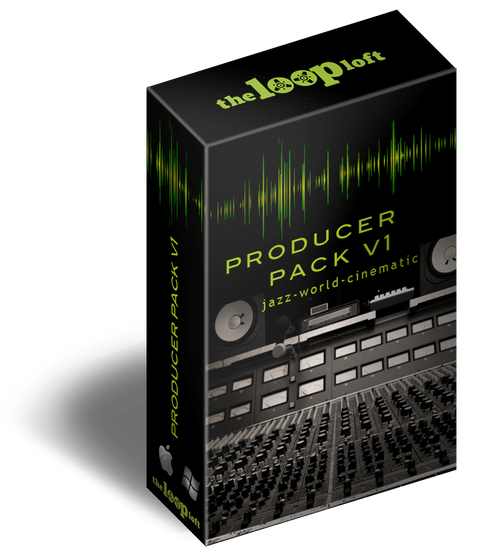 The Loop Loft Loop Pack Producer Pack Vol 1 - Save 35%!
