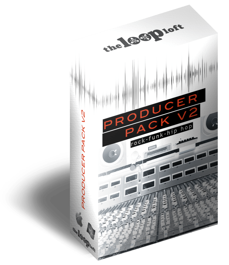 The Loop Loft Loop Pack Producer Pack Vol 2 - Save 35%!