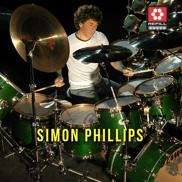 The Loop Loft Loop Pack Reason ReFill - Simon Phillips Session Tracks