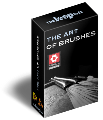 The Loop Loft Loop Pack Reason ReFill - The Art of Brushes Vol 1 & 2