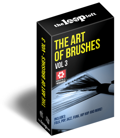 The Loop Loft Loop Pack Reason ReFill - The Art of Brushes Vol 3