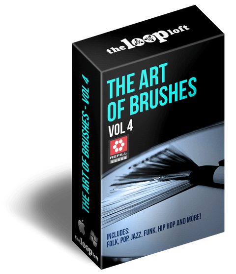 The Loop Loft Loop Pack Reason ReFill - The Art of Brushes Vol 4