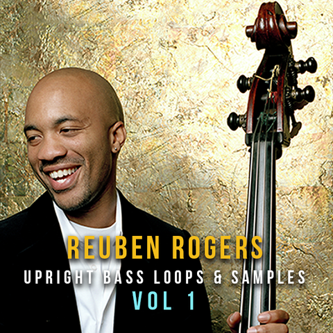 The Loop Loft Loop Pack Reuben Rogers - Upright Bass Loops Vol 1