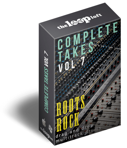 The Loop Loft Loop Pack Roots Rock - Complete Takes Vol 7