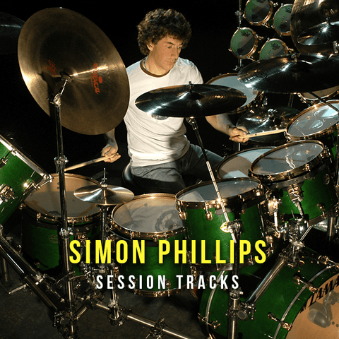 The Loop Loft Loop Pack Simon Phillips - Session Tracks
