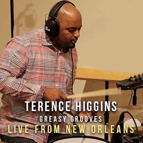 Terence Higgins - Greasy Grooves