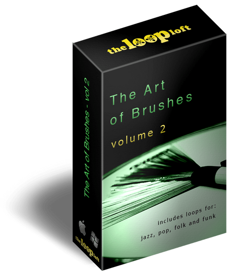 The Loop Loft Loop Pack The Art of Brushes Volume 2