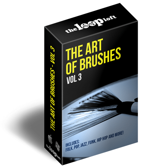 The Loop Loft Loop Pack The Art of Brushes Volume 3