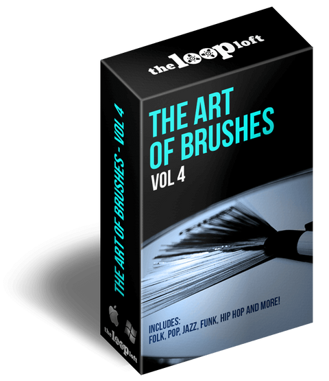 The Loop Loft Loop Pack The Art of Brushes Volume 4