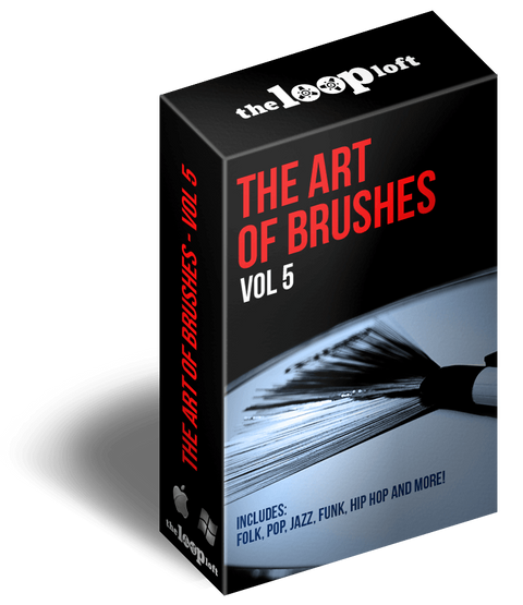 The Loop Loft Loop Pack The Art of Brushes Volume 5