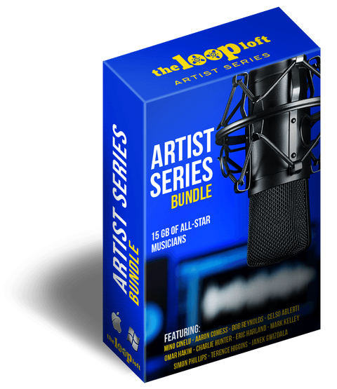 The Loop Loft Loop Pack The Artist Series Bundle