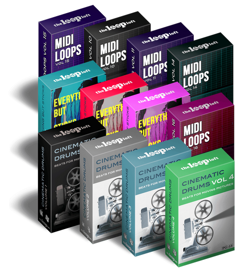 The Loop Loft Loop Pack The Composer Bundle