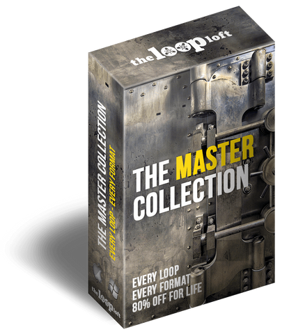The Loop Loft Loop Pack The Master Collection - Every Loop // Every Format