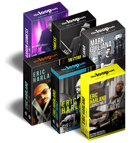 The Loop Loft Loop Pack The New York All-Star Drum Sessions Bundle