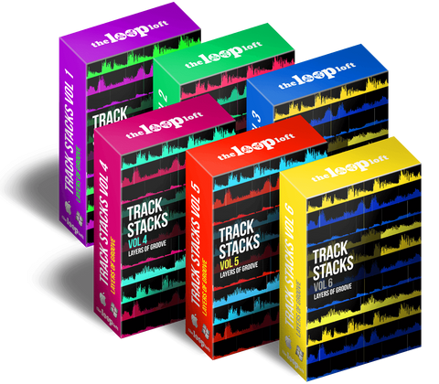 The Loop Loft Loop Pack Track Stacks Bundle