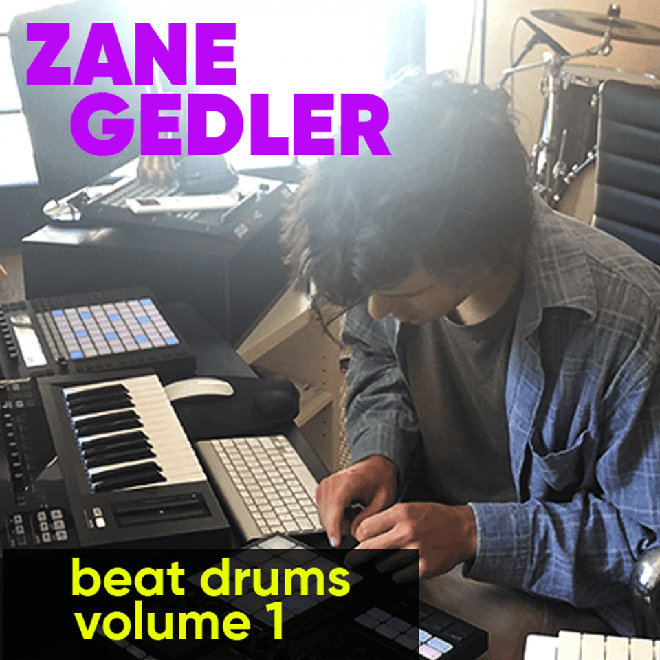 The Loop Loft Loop Pack Zane Gedler - Beat Drums Vol 1