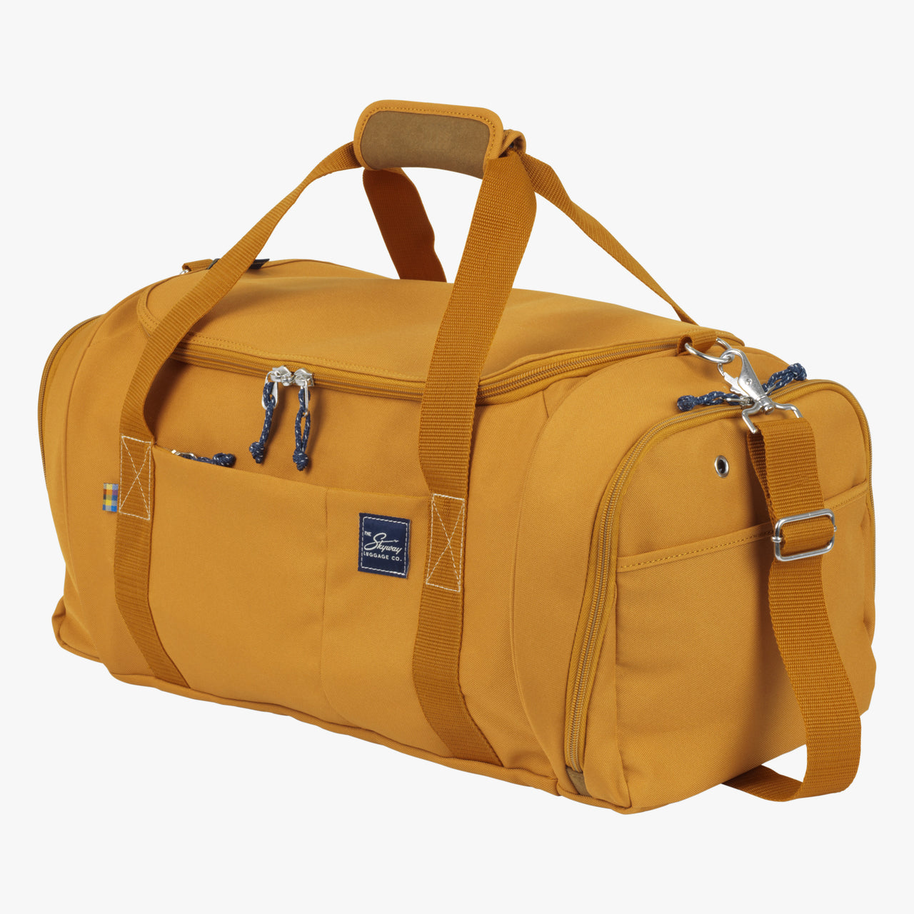 Whidbey Small Duffel in Honey Yellow
