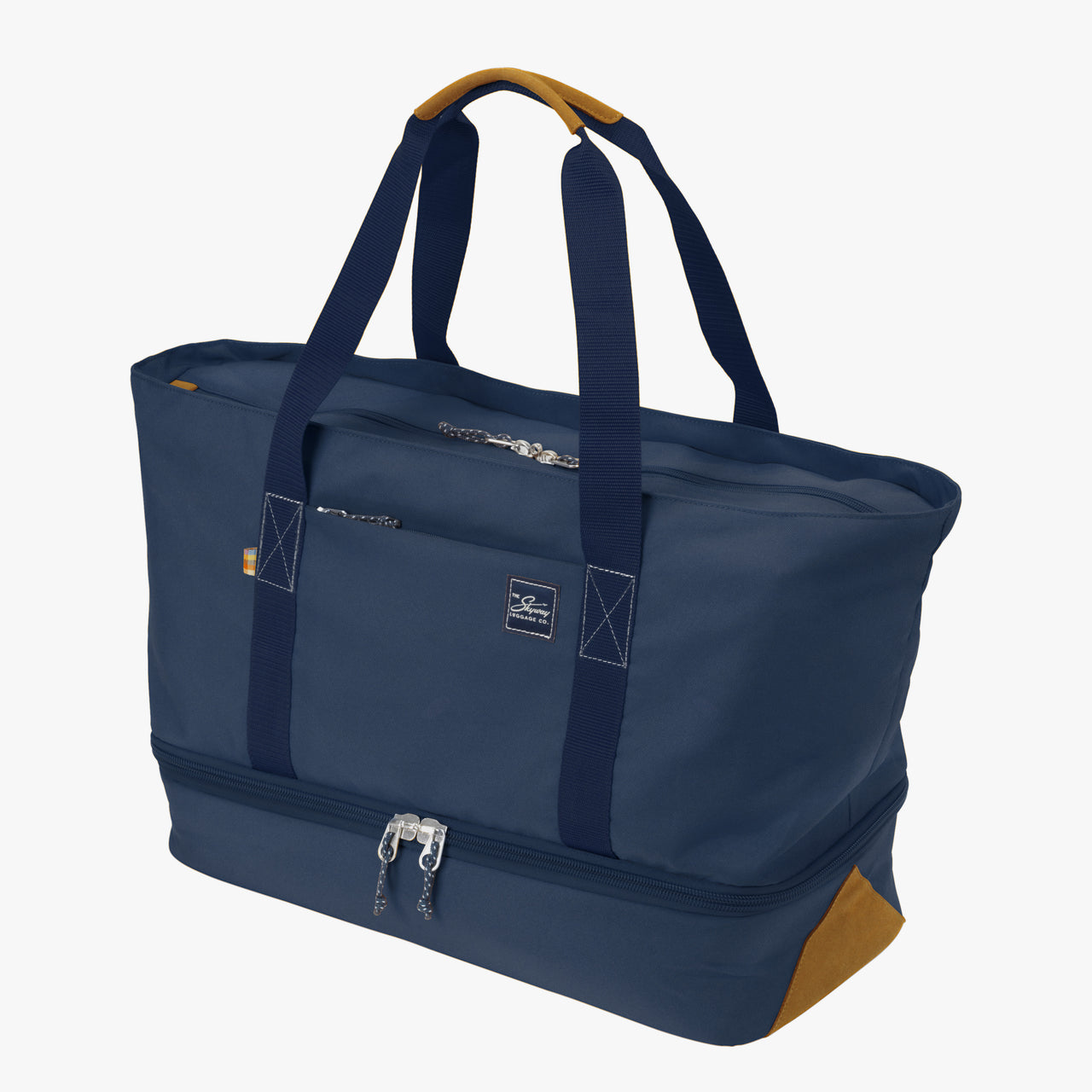 Whidbey Travel Tote in Blue