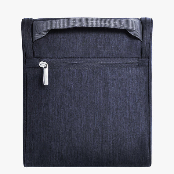Toiletry Organizer Essentials 10 inch Organizer in Graphite in  in Color:Graphite in  in Description:Back
