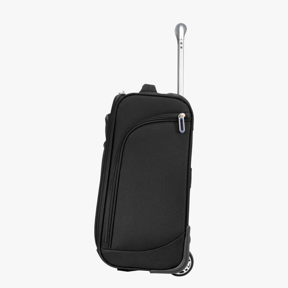 Small Carry-On Mirage 3.0 Carry On in Black Side View in  in Color:Black in  in Description:Side