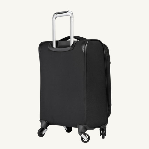 Carry-On Mirage 3.0 Carry On in Black Back Angle View in  in Color:Black in  in Description:Back Angle