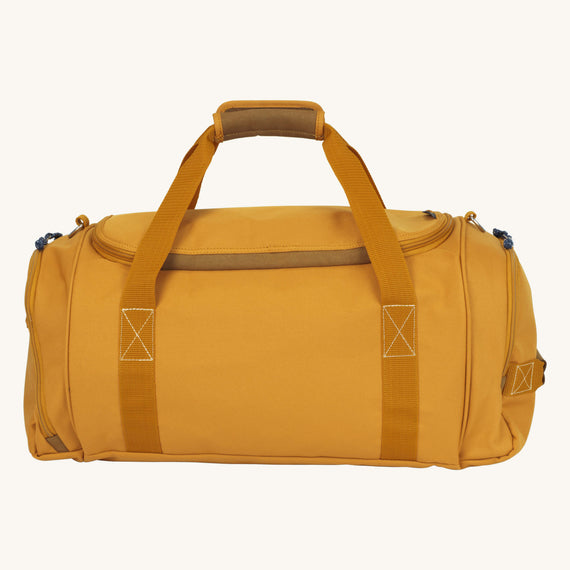 Duffel Whidbey 22-inch Duffel in Honey Back View in  in Color:Honey in  in Description:Back