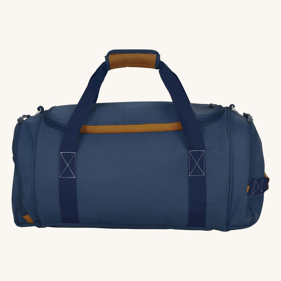 Duffel Whidbey 22-inch Duffel in Midnight Blue Back View in  in Color:Midnight Blue in  in Description:Back