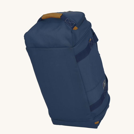 Duffel Whidbey 22-inch Duffel in Midnight Blue Bottom View in  in Color:Midnight Blue in  in Description:Bottom