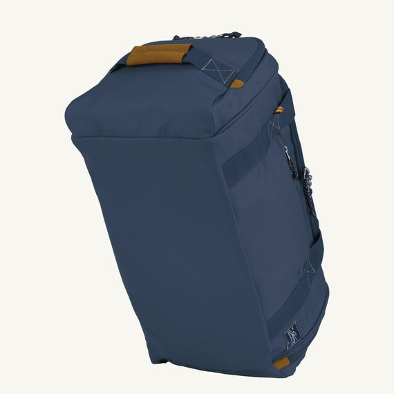 Weekender Duffel Coupeville 22-inch Duffel in Midnight Blue Bottom View in  in Color:Midnight Blue in  in Description:Bottom