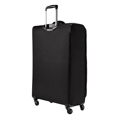 Large Check-In Epic 28-inch Check-In Suitcase in Black Back Angle View in  in Color:Black in  in Description:Back Angle