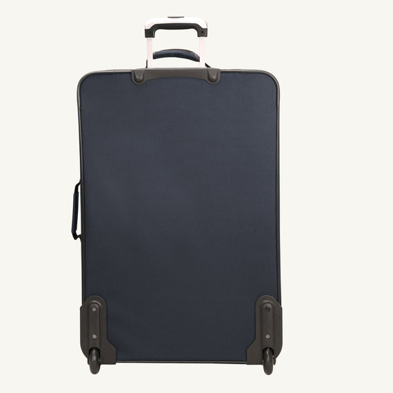 2-Wheel Large Check-In Epic 2-wheel 28-inch Check-in Suitcase in Blue Back View in  in Color:Surf Blue in  in Description:Back