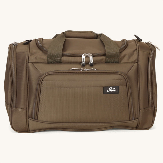 Duffel Skyway Luggage 22-inch Duffel in Forest Green in  in Color:Forest Green in  in Description:Front